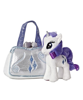 Rarity Purse & Plush Toy