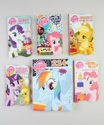 My Little Pony Reading & Activity Set