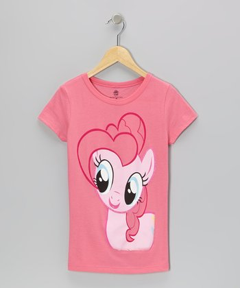 Pink Pinkie Pie Tee - Girls