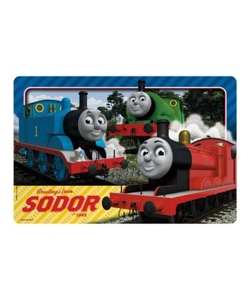 Thomas the Tank Engine Place Mat