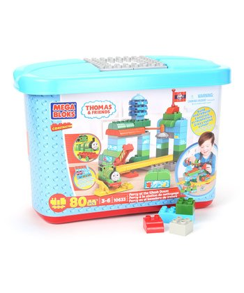 Percy Washing Station Block Set