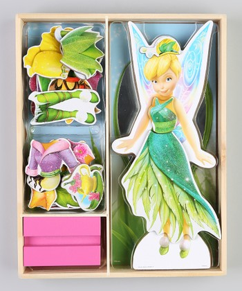 Tinker Bell Magnetic Doll