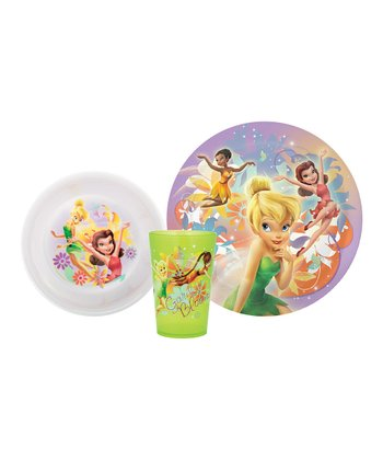 Fairies Dishware Set