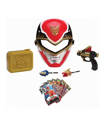 Red Ranger Training Set
