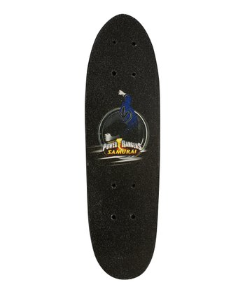 Blue Ranger Skateboard