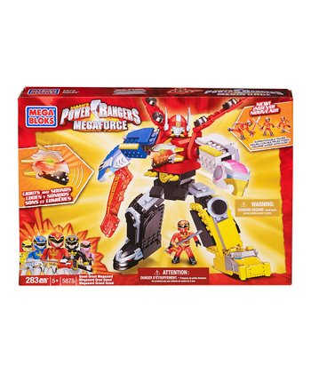 Gosei Great Megazord Block Set