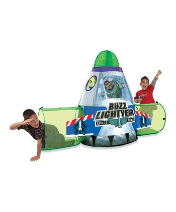 Toy Story 'Buzz Lightyear' Rocket Ship Tent