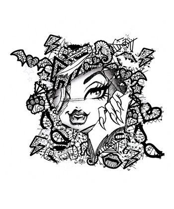 Draculaura Wall Decal