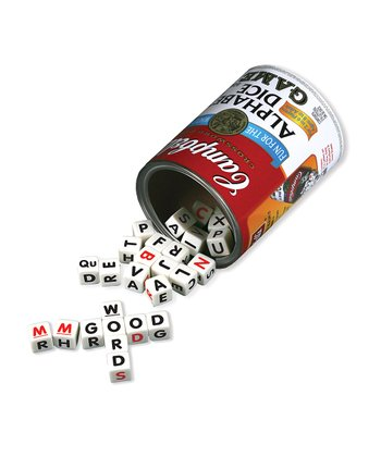 Campbell's Soup Dice Game
