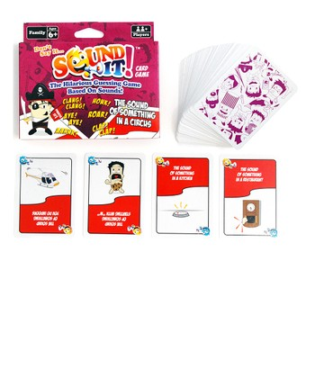 Sound It! Card Game