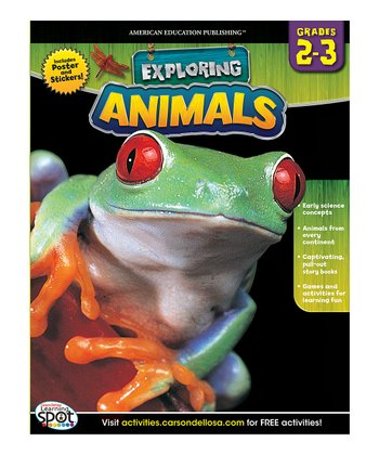 Exploring Animals Paperback