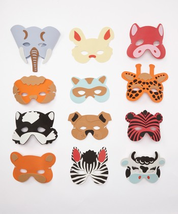 Animal Mask Set