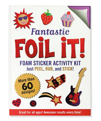 Fantastic Foil It! Activity Book