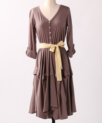 Iron Ragtime Dress