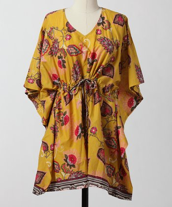 Yellow Phuket Tunic