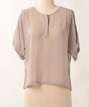 Seed Sheer Essentially Yours Top