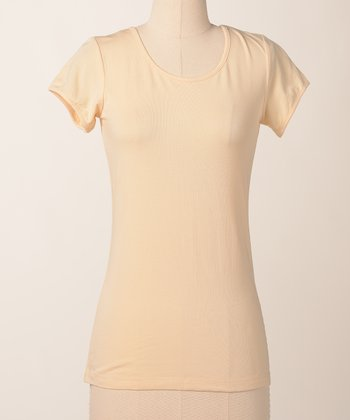 Rutabaga Favorite Scoop Neck Tee