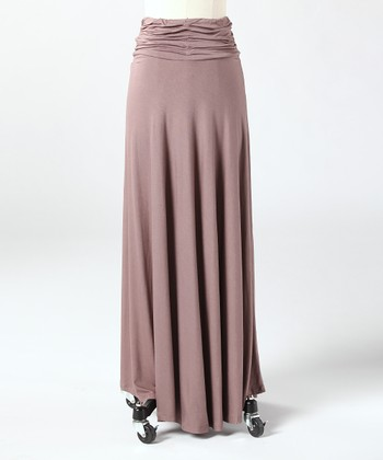 Iron Long Love Maxi Skirt