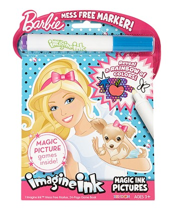 Barbie™ Magic Ink & Mess-Free Marker