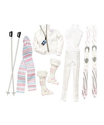 Barbie Ski Fashion Set