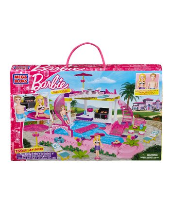 Build 'n' Play Pool Party Set