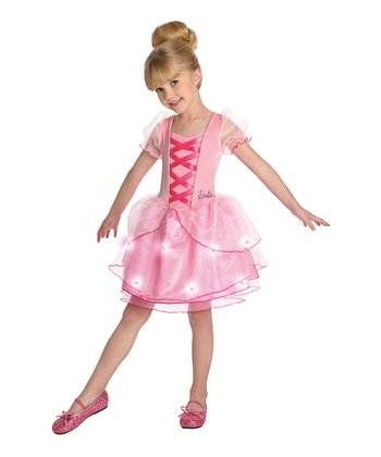 Rubie's Ballerina Barbie Dress-Up Set