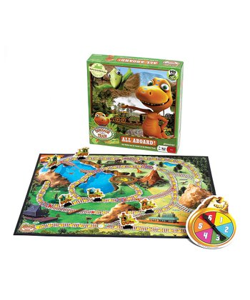 Dinosaur Train All-Aboard Board Game