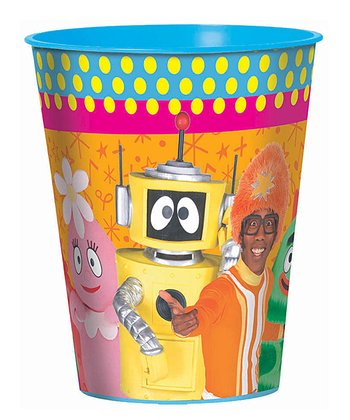 Yo Gabba Gabba! Favor Cup - Set of Six