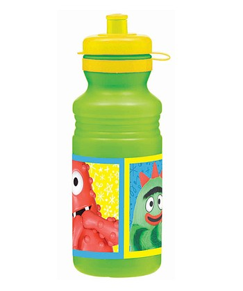 Yo Gabba Gabba! Drink Bottle - Set of Six