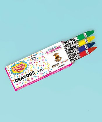Yo Gabba Gabba! Mini Crayon Set