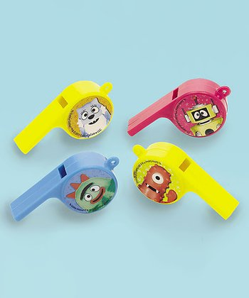 Yo Gabba Gabba! Whistle Set