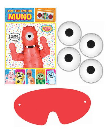 Yo Gabba Gabba! Party Game Set