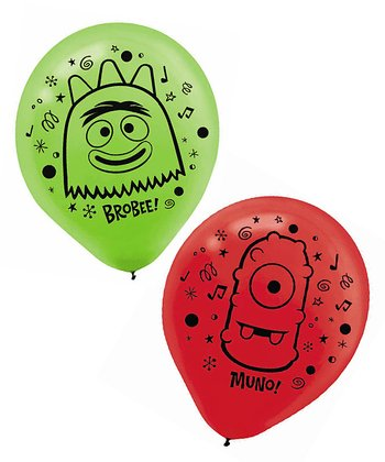 Yo Gabba Gabba! Balloon Set