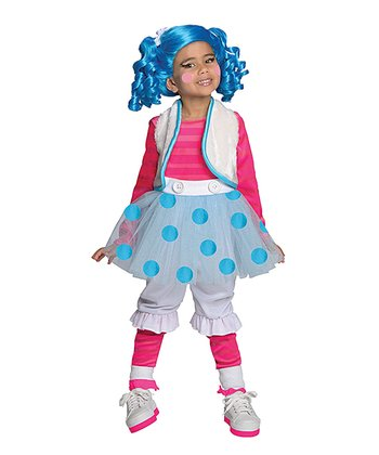 Aqua Mittens Fluff 'N' Stuff Dress-Up Set - Toddler & Girls