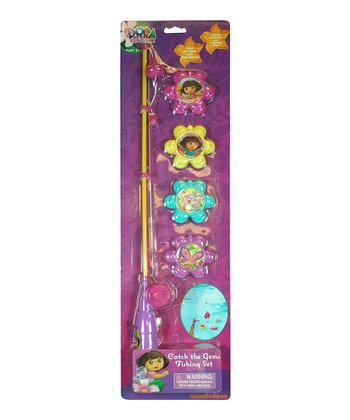 Dora Fishing Set