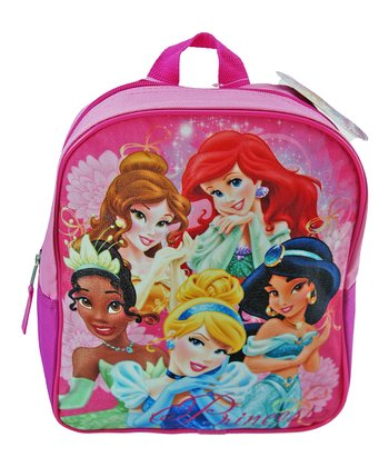 Pink 'Princess' Mini Backpack