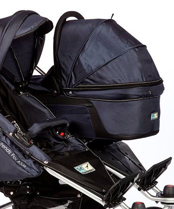 Navy Twinner Twist Duo Carrycot