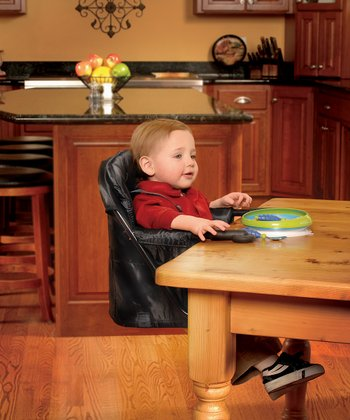 Navy Easy Diner Portable Hook-On High Chair