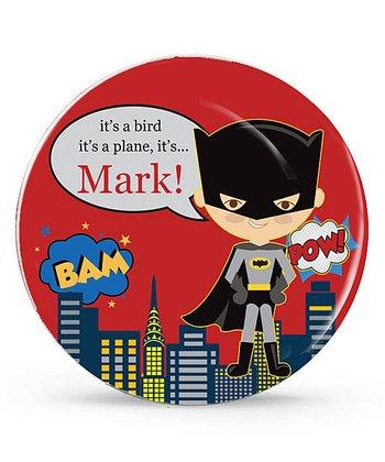 Fair Batman Personalized Plate