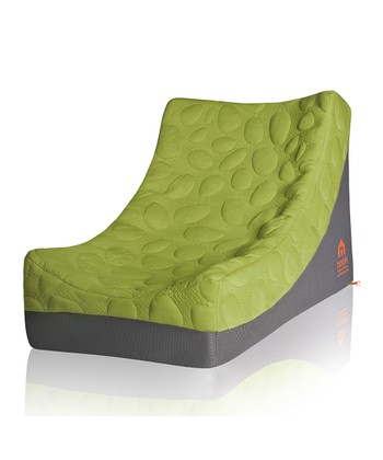 Lawn Green Pebble Lounger