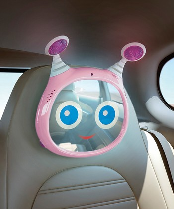 Pink Oly Active Car Mirror
