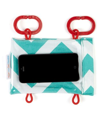 April Showers Zigzag Smartphone Case