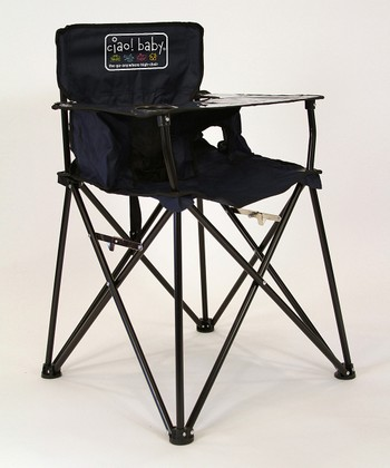 ciao! baby Navy High Chair