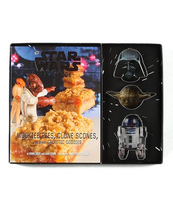 Wookiee Pies, Clone Scones and Other Galactic Goodies Kit