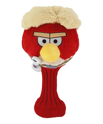 Angry Birds Luke Skywalker Plush Golf Club Cover