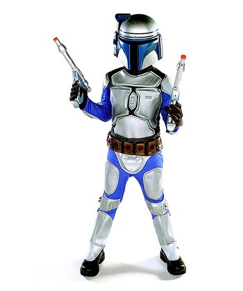 Deluxe Jango Fett Dress-Up Set - Kids