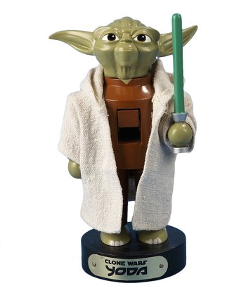 Clone War Yoda Nutcracker
