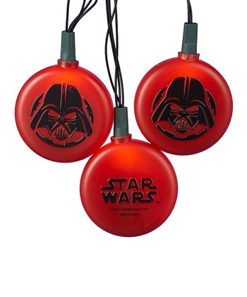 Darth Vadar String Light Set