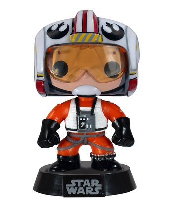 Fighter Pilot Luke Skywalker Pop! Bobblehead