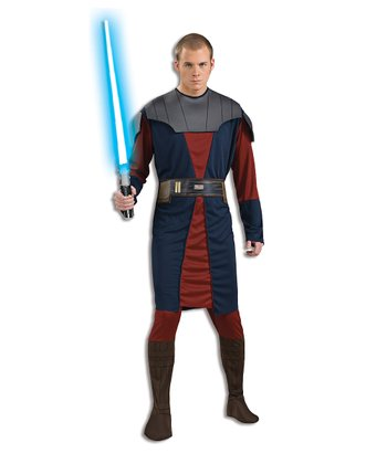 Anakin Skywalker Dress-Up Set - Adult